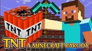 Minecraft Song and Minecraft Videos TNT - A Minecraft Parody of Taio Cruz's Dynamite