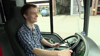 Vom Bussimulator ans echte Lenkrad - und umgekehrt