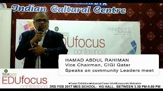 Hamad Abdul Rahiman-CIGI-EDUfocus