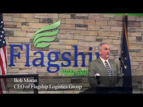 flagship-logistics-group---veterans-and-industry-leaders-speak-at-grand-opening