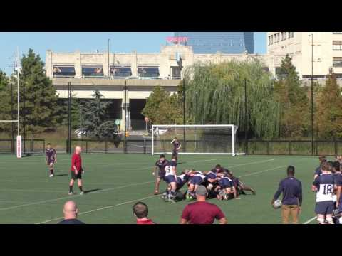 Penn Rugby vs. Yale (10/15) Part 4