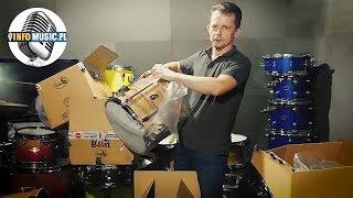 UNBOXING: Zestaw perkusyjny Tamburo Unika