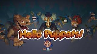 Hello Puppets! Horror VR Livestream