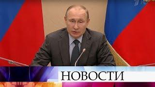 На совещании у президента обсудят меры по стимулированию использования газа в качестве топлива.