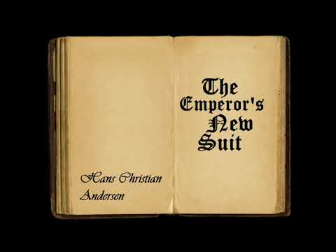 The Emperor's New Suit Audiobook- Hans Christian Andersen Fairytales