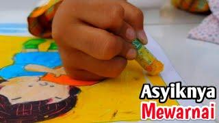 Belajar Menggambar Dan Mewarnai 💖 Drawing Book, Learning Drawing, Learn To Draw And Color