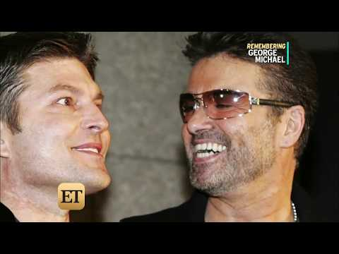 """Kenny Goss Talks About George Michael & Project Angel Food On """"Entertainment Tonight"""""""