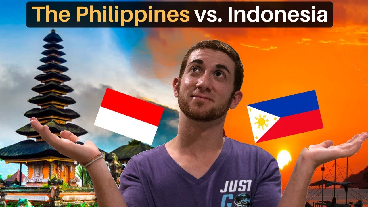 The Philippines vs. Indonesia  Cultural Differences  YouTube