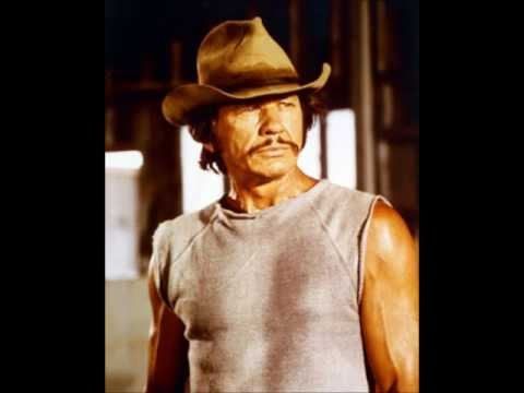Charles Bronson The Only Actor Who COULD AND DID!