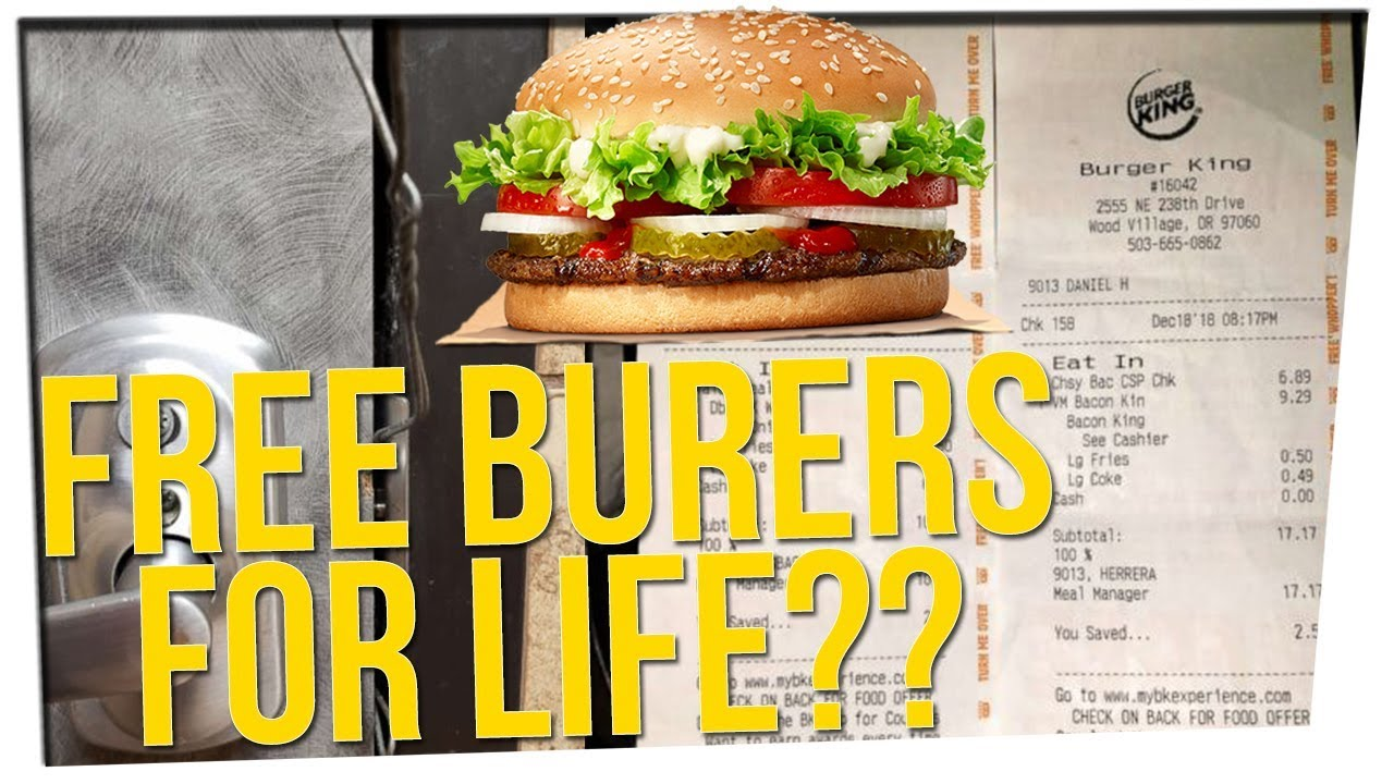 Burger King Sued After False Promise?! ft. Bobby Lee, Khalyla Kuhn
