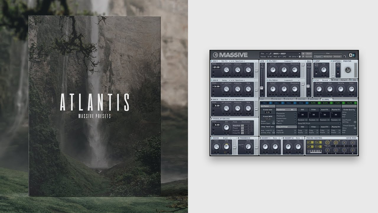 (FREE) Massive Trap Presets Download 2019! - Atlantis
