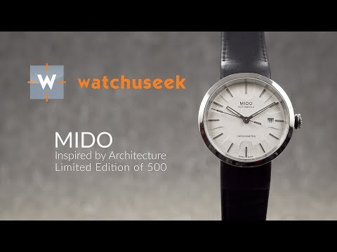 33bb2c3b999 MIDO – Baroncelli Heritage inspired by the Galleria Vittorio ...