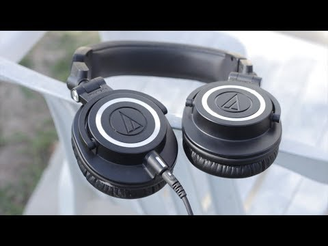 Audio Technica: ATH-M50X - 5 Years Later