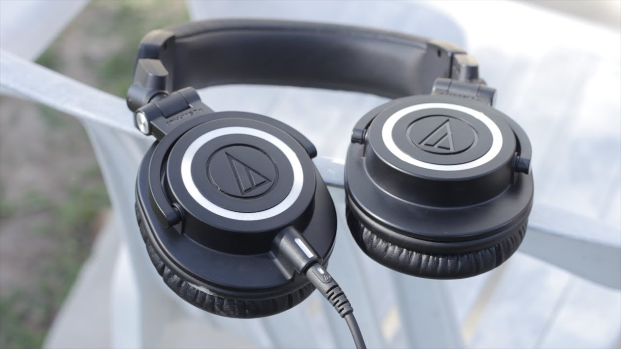 Audio Technica: ATH-M50X - 5 Years Later - YouTube