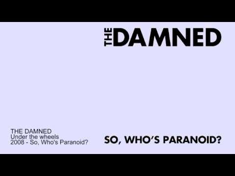 THE DAMNED -  Under The Wheels