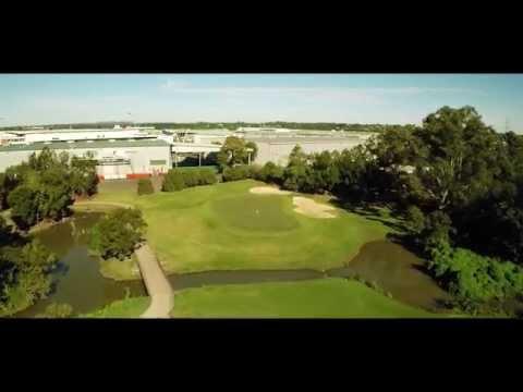 Brisbane Golf Club Hole 12