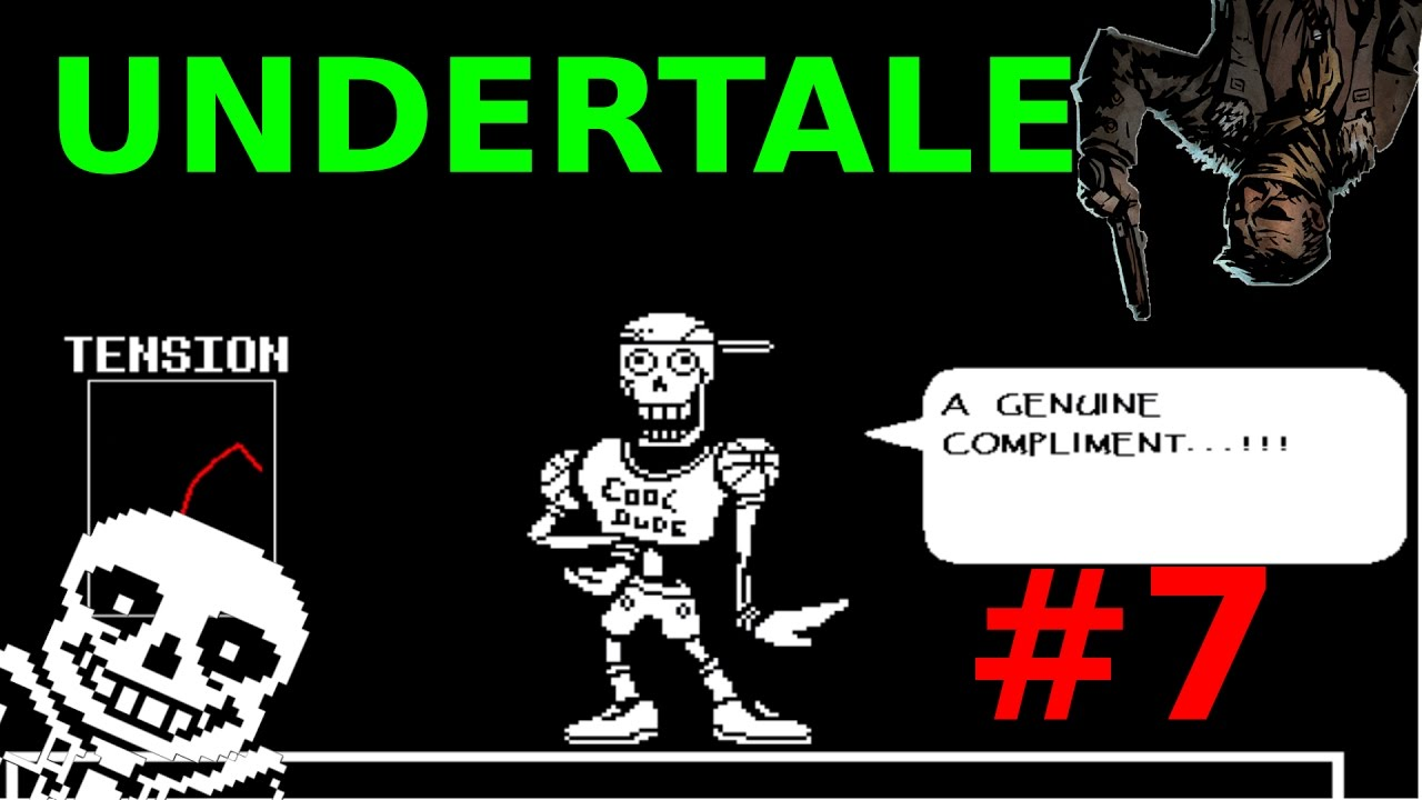 Dating tension undertale