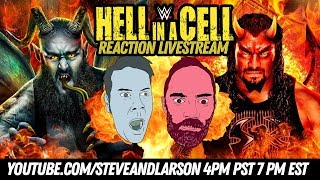 WWE Hell In A Cell 2018 REACTION STREAM with GOING IN RAW!
