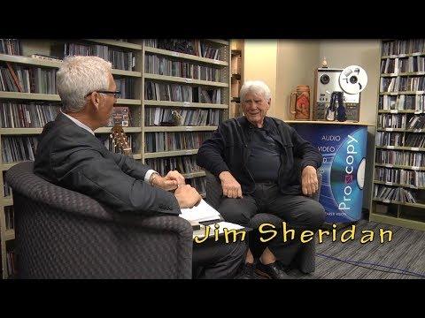 The Profile Ep 36 Jim Sheridan chats with Gary Dunn