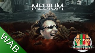 The Medium Review - (Video Game Video Review)
