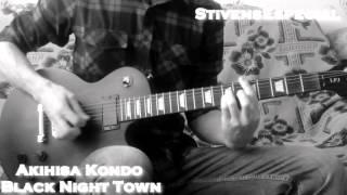 Akihisa Kondo - Black Night Town (ending version cover)