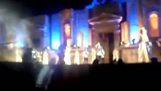 Al jeel al jadeed Jarash 2013 abkhaz dance