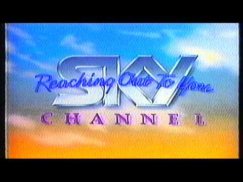 Sky Channel Ident Into Music Box