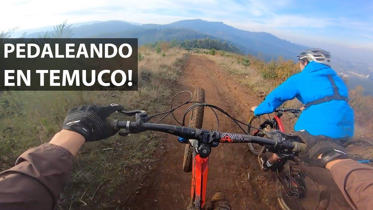 Enduro en el Sur de Chile! Amigos, Barro y Bicicletas!