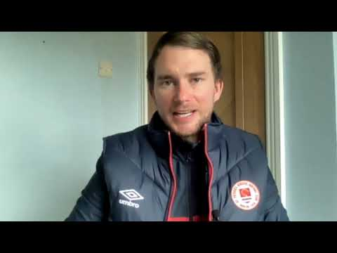 Interview | Paddy Barrett Joins The Saints
