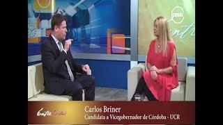 Carlos Briner | Candidato a vicegobernador UCR