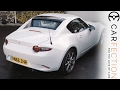 Mazda MX-5 RF: Fast Folding Fun For All? - Carfection