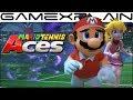 Mario Tennis Aces - Opening Cutscene