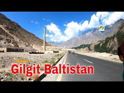 Road Trip Ghulkin To Ganish Gilgit Baltistan Pakistan