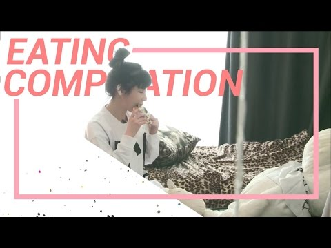 PARK BOM EATING COMPILATION ROOMMATE ENG SUB
