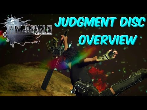 Final Fantasy XV Judgment Demo Overview Feat Aliahsan