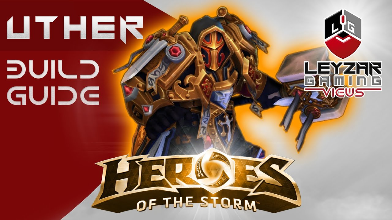 Uther Build Hots