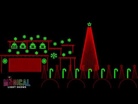 Download The Christmas Can Can - Straight No Chaser xLights Sequence