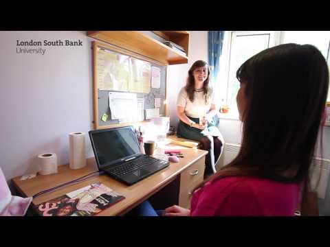 Accommodation at London South Bank University: Dante Road