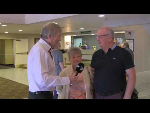 35 Interview with Evelyn & Paul Tour Members