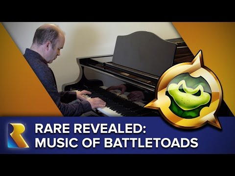 Rare Revealed: Battletoads - Behind the Music