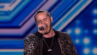 The X Factor UK 2018 Ricky John Six Chair Challenge Full Clip S15E09