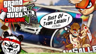 GTA 5 Online - Best Of Funny Moments #5 ( Lasalle - Unwin - AidenShow ) [ FR ] thumbnail