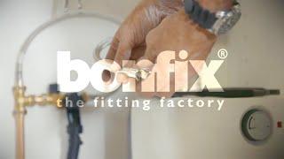 Boileraansluitset met inlaatcombinatie | keukenkraan aansluiten | BONFIX B.V.