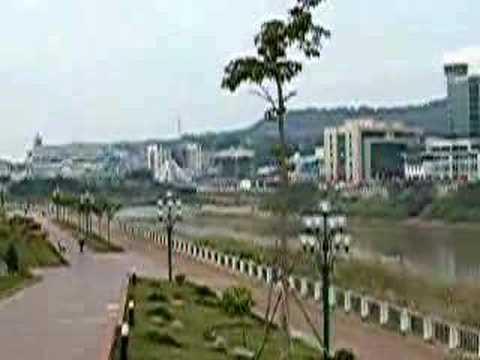 Lao Cai bridge