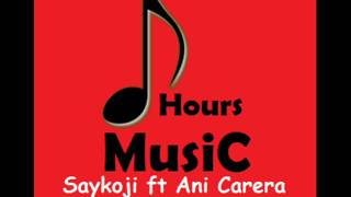 Gambar cover Saykoji ft Annie Carera   Cintaku Takkan Berubah 1 Jam (1Hours)