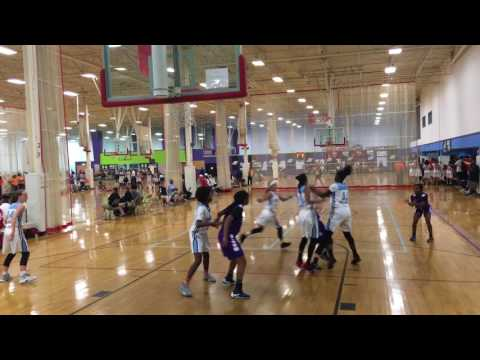 NC TEAM Xpress 2019 Heggie -vs- Carolina Waves