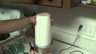 How To Make Organic Coconut Milk In The Nutribullet