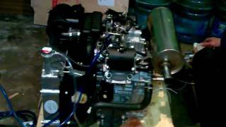 видео Дизельные двигатели Садко (Sadko) купить. Производство Словения.