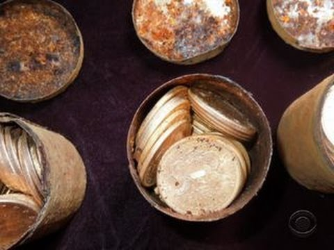 Calif. couple finds $10 million gold coin jackpot in backyard