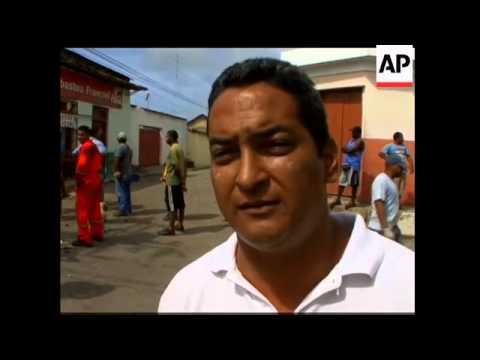 Troops seize Venezuela police station, 6 injured